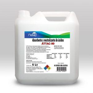 Absorbente y Neutralizante para derrames ácidos 5Kg – ATTAC-90