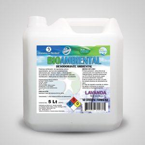 Desodorante ambiental BIOAMBIENTAL Bidón 5 Litros