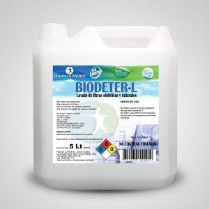 Detergente Premium BIODETER-L Bidón 5 Litros