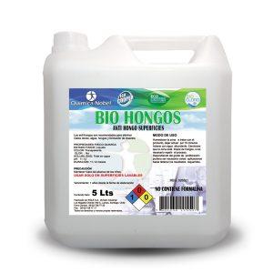 Antihongo para superficies BIOHONGOS Bidón 5 Litros