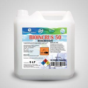 Desincrustante de superficies BIOINCRUS 50 Bidón 5 Litros