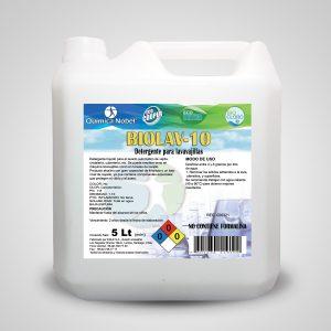 Detergente para lavavajilla Bidón 5 Litros