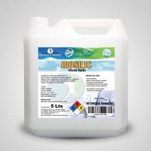 Silicona líquida BIOSILIC Bidón 5 Litros