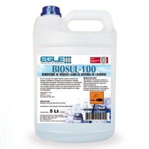 Removedor de oxígeno en calderas BIOSUL-100 Bidón 5 Litros