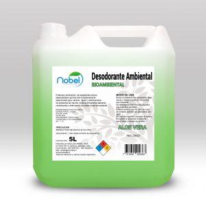 Desodorante Ambiental 5 Litros – BIOAMBIENTAL