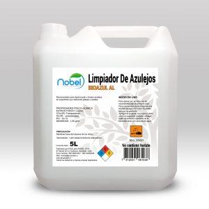 Limpiador de Azulejos alcalino 5 Litros – BIOAZUL-AL