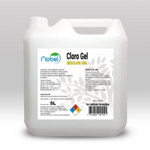 Cloro Gel 5L – BIOCLOR-GEL