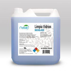 Limpia vidrios BIOGLASS Bidón 5 Litros