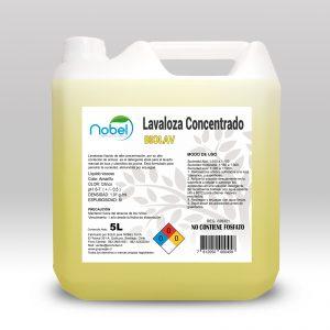 Lavalozas Industrial Concentrado 5L- BIOLAV