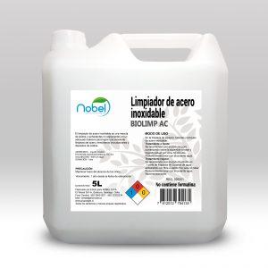 Limpiador de acero inoxidable BIOLIMP AC Bidón 5 Litros