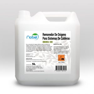Removedor de Oxígeno en calderas 5 Litros – BIOSUL-100
