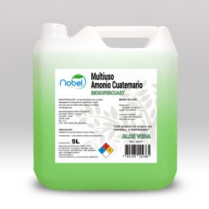 Multiuso amonio cuaternario higienizante 5 Litros