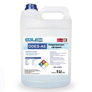 Detergente desincrustante DDES-AE 5 Litros
