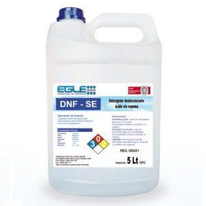 Desincrustante y detergente ácido 5 Litros
