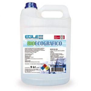 Gel ecográfico BIOGEOGRÁFICO Bidón 5 Litros