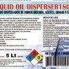 Dispersante de aceites