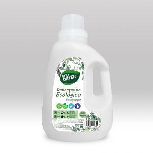 Detergente Ecológico SIN ENJUAGUE ECO DETER 3L