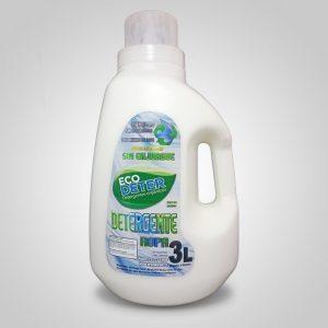 Detergente líquido ecológico 3 Litros