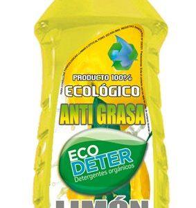 Antigrasa ecológico para cocinas Limón 2 Litros