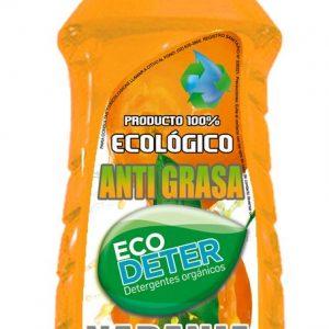 Antigrasa ecológico Eco Deter Naranja 2 Litros