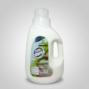 Detergente Líquido concentrado Bebe 3 litros