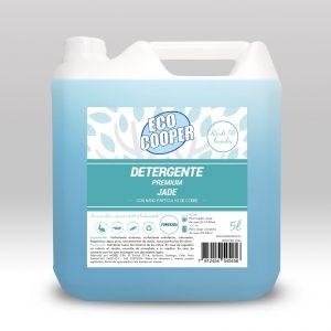 Detergente Líquido Concentrado Fungicida Jade 5 litros CON NANO COBRE