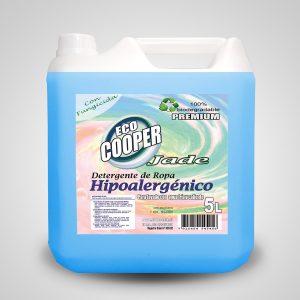 Detergente Líquido concentrado Fungicida Jade 5 litros
