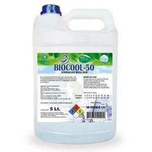Anticongelante (-18°) BioCool-50, 5 Litros
