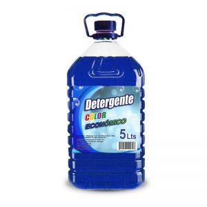 Detergente Económico 5 Litros