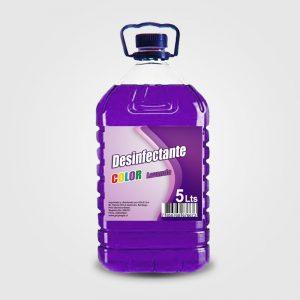Desinfectante Lavanda GemColor 5 Litros
