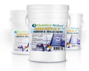 Inhibidor de arcillas líquido, AMONIX-ET 20 Litros 3