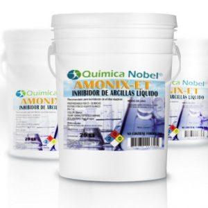 Inhibidor de arcillas líquido, AMONIX-ET 20 Litros
