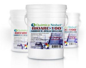 Inhibidor de arcillas granulado, BIOARC-100 20 litros 2