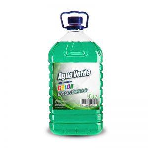 Agua Verde 5 Litros 3