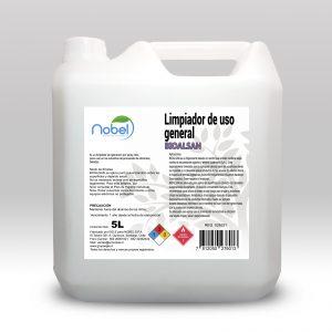Amonios Cuaternarios y alcohol al 70% sin enjuague BIOALSAN 5 LITROS