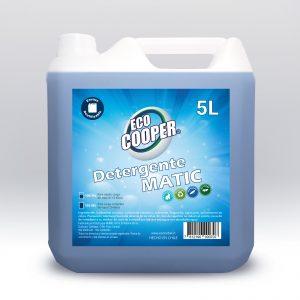 Detergente Matic EGLE COOPER 5 Litros