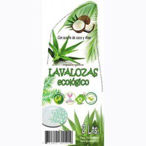Lavalozas Ecológico 2 Litros con coco