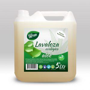 Lavalozas Ecológico Aloe Vera 5L
