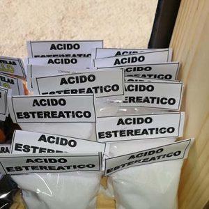 ÁCIDO ESTEÁRICO PARA VELAS (100g) DE NOBEL