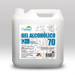 Gel Alcohólico para Limpieza Industrial 5 litros – BIOGEL