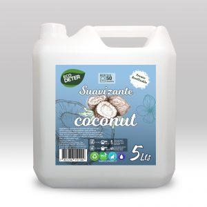 Suavizante Coconut 5L Eco Deter
