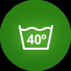 TEMPERATURA DE LAVADO EGLE - Detergente Premium EcoCooper Baccarat 3 Litros